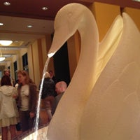 Photo taken at Walt Disney World Swan Hotel by Ruth B. on 11/17/2012