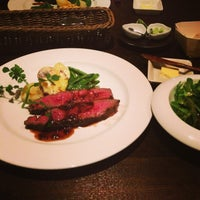 Photo taken at Salon de Cafe SAMASAMA by y m. on 5/18/2013
