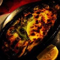 Photo taken at Değirmende Canlı Alabalık Restaurant by Mehmet Demirtaş on 7/20/2013