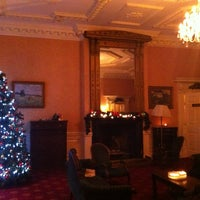 Photo taken at Dundrum House Hotel by Olivia O. on 12/30/2013