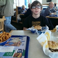 Photo taken at Culver's by Tony M. on 12/14/2013