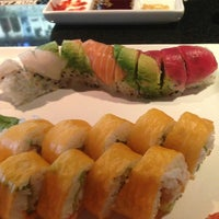 Photo taken at Bento Box Sushi Bar & Asian Kitchen by Ally L. on 7/3/2013