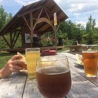 Photo taken at Southern Tier Brewing Company by Tom R. on 7/12/2014