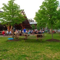 Photo taken at Southern Tier Brewing Company by Tom R. on 5/28/2016