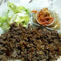 Photo taken at Taste Of Korea by Brian N. on 7/30/2013