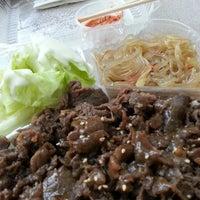 Photo taken at Taste Of Korea by Brian N. on 2/11/2013