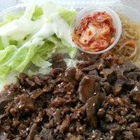 Photo taken at Taste Of Korea by Brian N. on 11/30/2012
