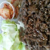 Photo taken at Taste Of Korea by Brian N. on 7/1/2013