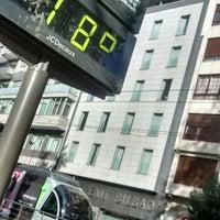 Foto tomada en Zenit Hotel Bilbao por Borja el 11/19/2014