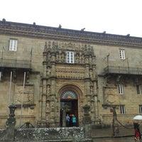 Foto tomada en Hotel Parador de Santiago - Hostal dos Reis Católicos por Borja el 10/8/2012