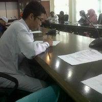 Photo taken at Kementerian Pendidikan Malaysia (KPM) by Dj H. on 2/8/2013