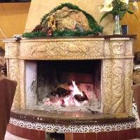 Photo taken at Restaurante Montserrat by Jose G. on 12/25/2013