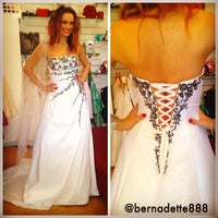 Photo taken at bridal obsessions by *Bernadette* on 2/18/2014