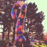 Photo taken at Los Altos Village Park by Steve R. on 12/21/2013