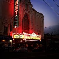 Das Foto wurde bei Castro Theatre von Steve R. am 9/27/2012 aufgenommen