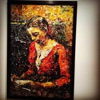 Photo taken at Rena Bransten Gallery by Steve R. on 9/25/2012