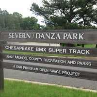 Photo taken at Severn-Danza Park by Steve R. on 6/2/2013