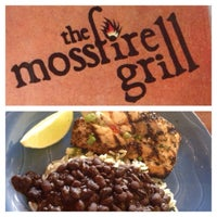 Photo taken at Mossfire Grill by Jacksonville B. on 5/16/2013