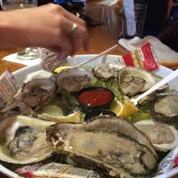 Photo taken at Pelican Larry's Raw Bar & Grill -  Davis Blvd by Becky M. on 11/30/2014