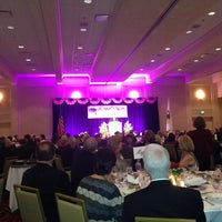 Photo taken at Lincolnshire Marriott - Grand Ballroom A by Rick L. on 5/11/2013