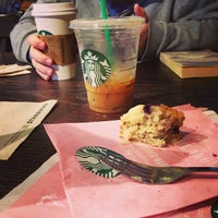 Photo taken at Starbucks by Andria W. on 4/6/2014