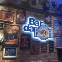 Photo taken at Bar da Boa by Rodrigo D. on 1/27/2013