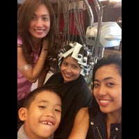 Photo taken at Creations By Lourd Ramos Salon by NJ T. on 10/25/2014