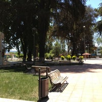 Photo taken at Plaza De Graneros by Jessicat on 11/4/2012