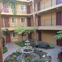 Photo taken at America's Best Value Inn by Claudia C. on 7/24/2014