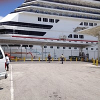 Photo taken at Carnival Liberty Ship by Phil H. on 5/4/2013