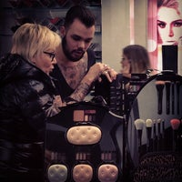 Photo taken at M.A.C Cosmetics by Emanuele S. on 12/8/2012