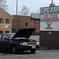 Photo taken at Buraq Auto Repair by Chris C. on 4/7/2013