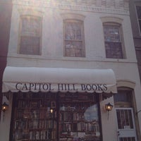 Photo taken at Capitol Hill Books by Chris C. on 8/16/2013