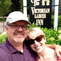 Photo taken at Victorian Ladies Inn by Bryan M. on 7/30/2015