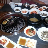 Photo taken at HanKookGwan Korean Restaurant by KC S. on 4/20/2013