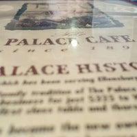 Photo taken at Palace Cafe by scott i. on 7/8/2016