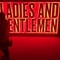 Photo taken at Exhibitionism: The Rolling Stones At navy pier by Zig on 5/20/2017