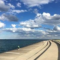 Photo taken at Lake Michigan Steps by Zig on 6/26/2017