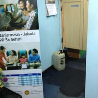 Photo taken at Garuda Indonesia Sales & Ticketing Office by Yongki M. on 4/7/2013