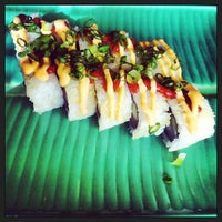 Photo taken at flying fish sushi by Chadsey Brown on 11/6/2013