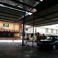 Photo taken at Car Wash (Next To Station One) by Bm C. on 7/20/2013