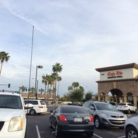 Photo taken at Cafe Rio Mexican Grill by RiotgrrrlK97 on 3/7/2014