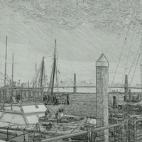 Photo taken at Charleston Harbour Tours by JW on 9/14/2012