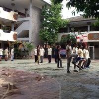 Photo taken at Sekolah Soverdi by Erlangga Pratama P. on 4/17/2014