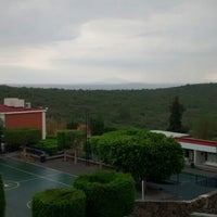 Photo taken at Instituto Cumbres Irapuato by Edgard V. on 6/24/2014