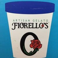 Photo taken at Fiorello's Artisan Gelato by Jonathan S. on 9/3/2013