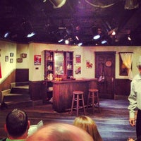 Photo taken at Strawdog Theatre Company by Erik W. on 1/13/2013