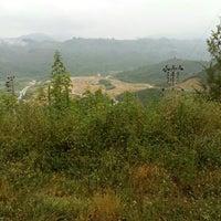 Photo taken at melen barajı kaya ocağı by Karl M. on 6/28/2016