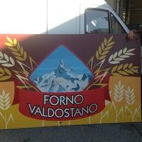 Photo taken at Forno Valdostano by Stefano D. on 11/17/2013