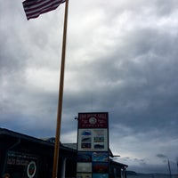 Photo taken at Bar Harbor Whale Watch Co. by Adriel Matthew B. on 7/14/2016